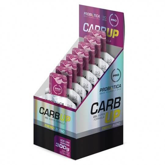 Carb Up Gel (caixa 10 sachês) - Probiótica