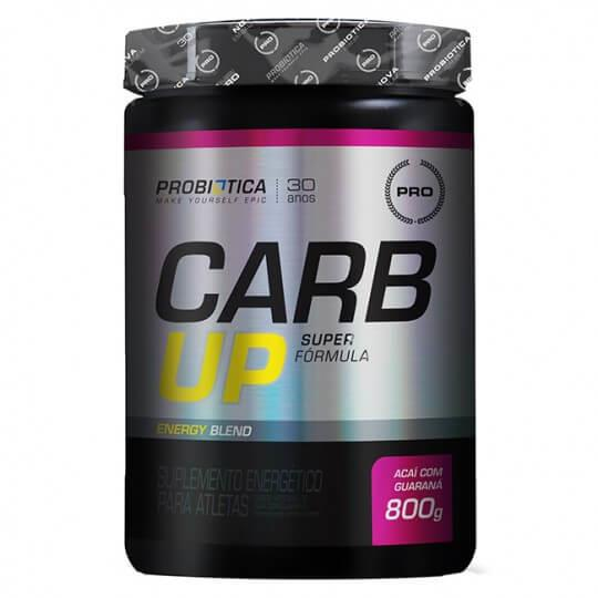 Carb Up Super Fórmula (800g) - Probiótica