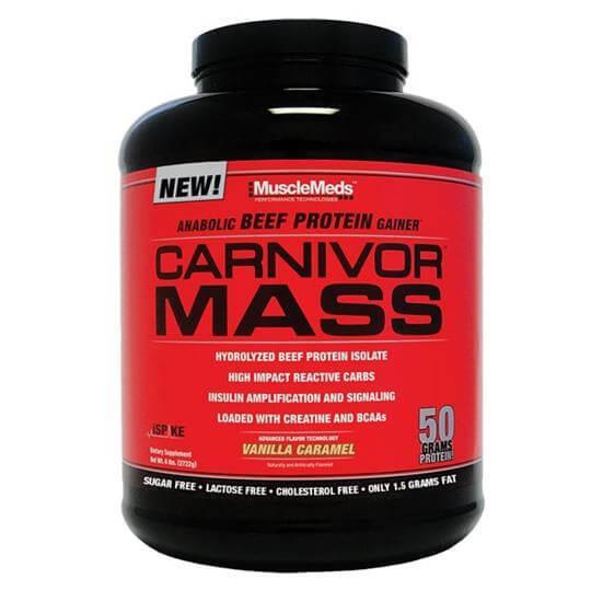 Carnivor Mass (2590g) - MuscleMeds