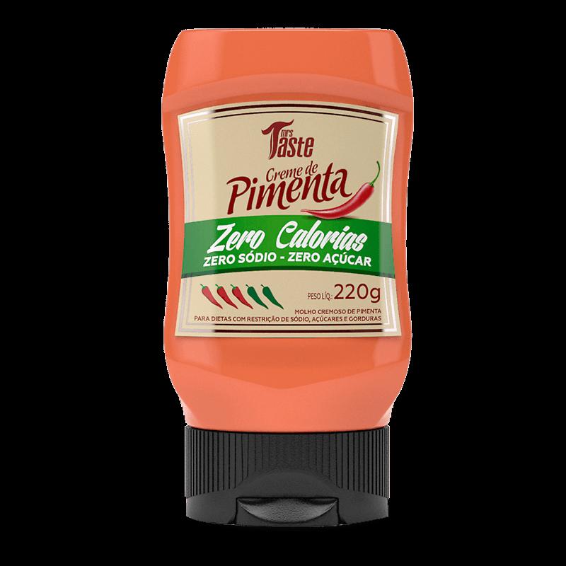 Creme de Pimenta (220g) Mrs. Taste