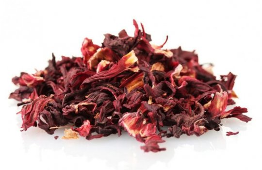 Chá Hibisco Flores Granel 200g - Biopoint