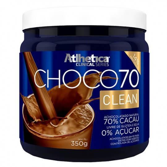 Choco70 Clean (350g) - Atlhetica Nutrition
