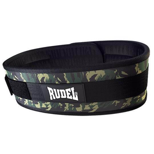 Cinturão para Musculação Conquer (Camuflado) - Rudel