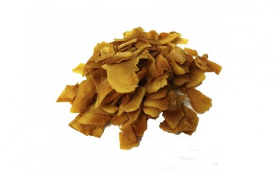 Coco Chips Adoçado Granel 200g - Biopoint