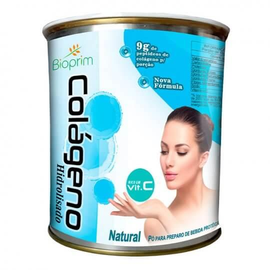 Colágeno Hidrolisado - Sem Sabor (300g) - Bioprim
