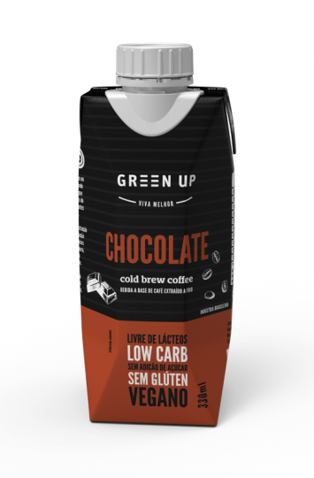 Cold Brew Chocolate 330ml - Green Up