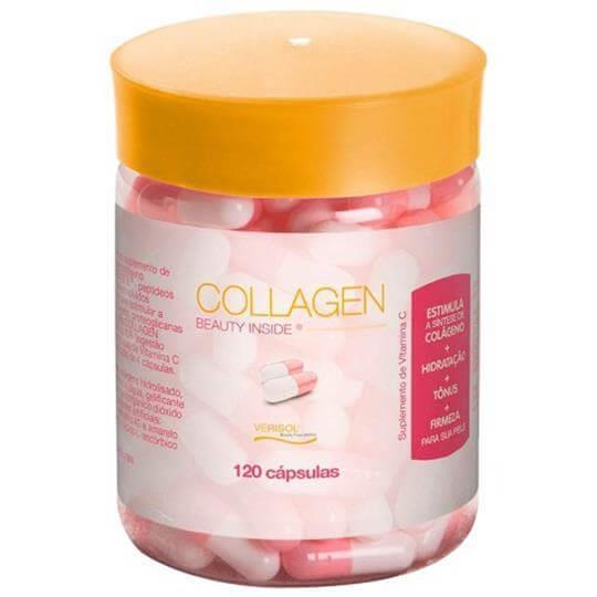 Collagen (120caps) Beauty Inside - Probiótica