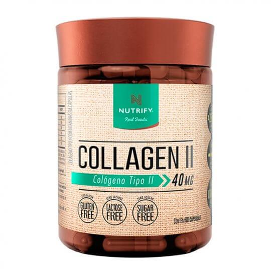 Collagen II (Colágeno tipo II) (60caps) - Nutrify Real Foods