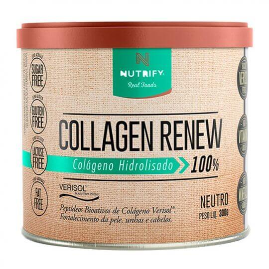Collagen Renew (300g) - Nutrify Real Foods | LIQUIDAÇÃO