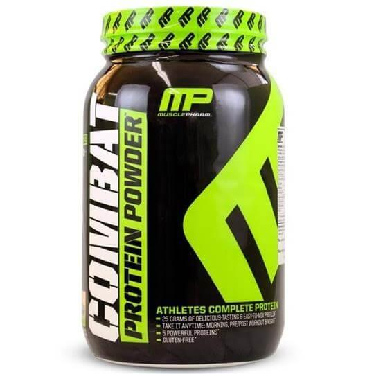 Combat Powder (Blend de Proteínas) (1150g) - Muscle Pharm