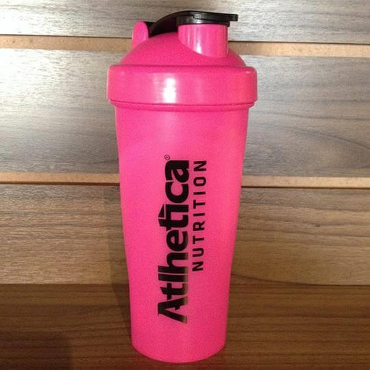 Coqueteleira Neon com Misturador (830ml) - Atlhetica Nutrition