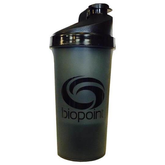 Coqueteleira Shaker Biopoint Black Edition (700ml)