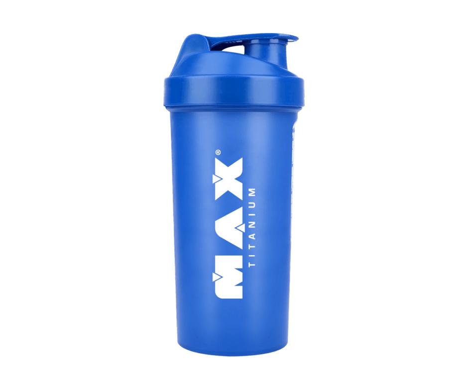 Coqueteleira Azul (700ml) Max Titanium