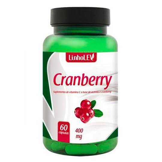Cranberry 400mg (60caps) - Linholev