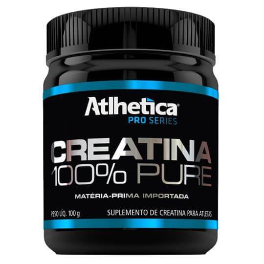 Creatina 100% Pure Pro Series (100g) - Atlhetica Nutrition