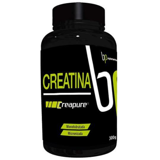 Creatina Creapure (300g) - BP Suplementos