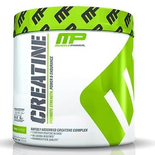 Creatina 100% Ultra-Filtrada (300g) - Muscle Pharm