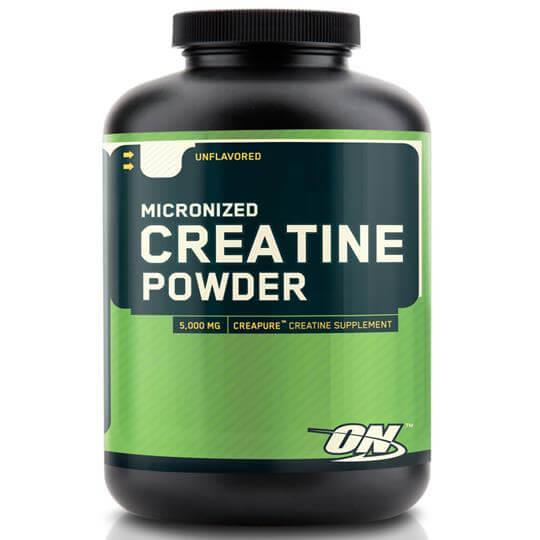 Creatina Powder (600g) - Optimum Nutrition