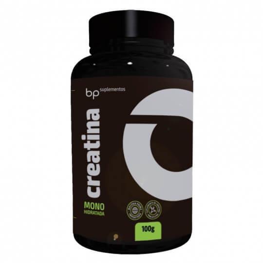 Creatina Pura (100g) - BP Suplementos