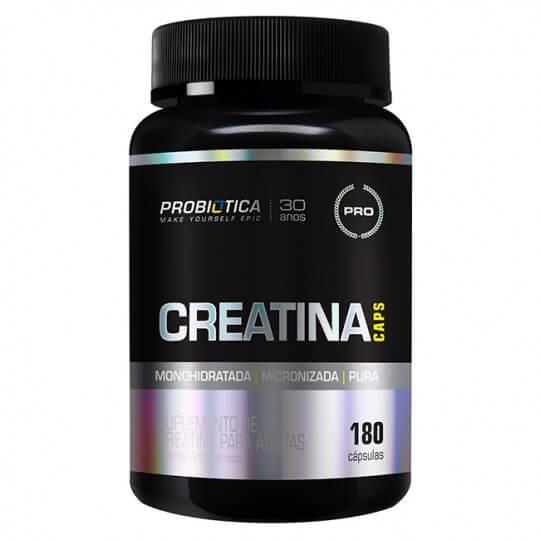 Creatina Pura (180caps) - Probiótica