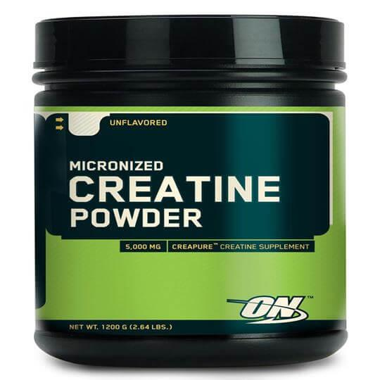 Creatina Powder (1200g) - Optimum Nutrition