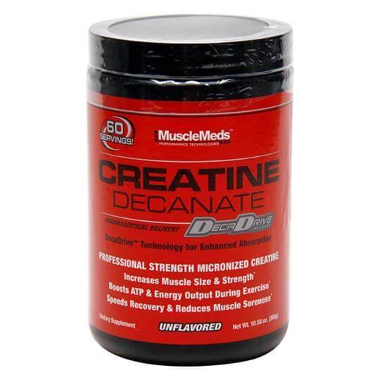 Creatina Decanate (300g) - MuscleMeds