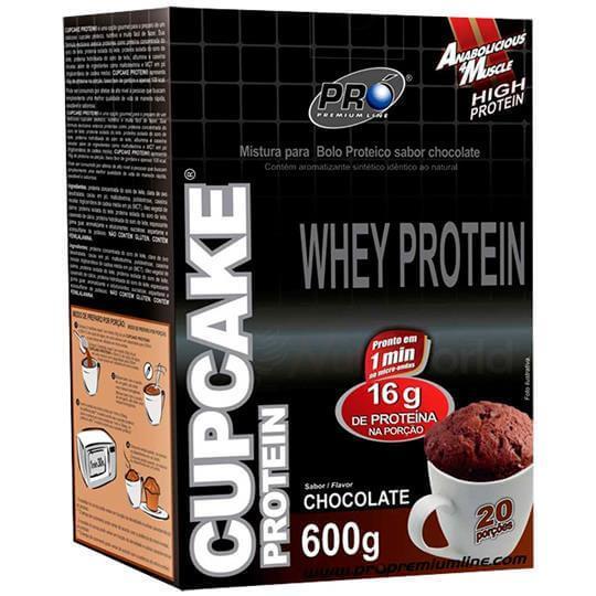 Cupcake Protein (600g) - Pro Premium Line
