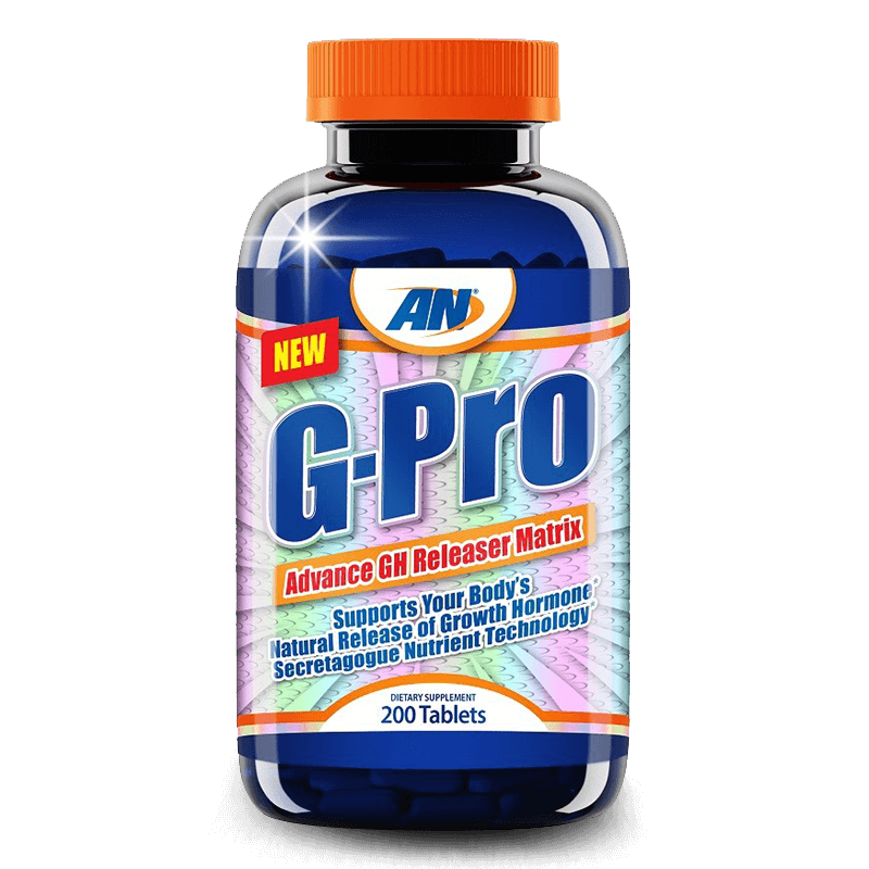 G-PRO (200tabs) Arnold Nutrition