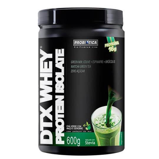 DTX Whey Protein Isolate (600g) - Pro Premium Line