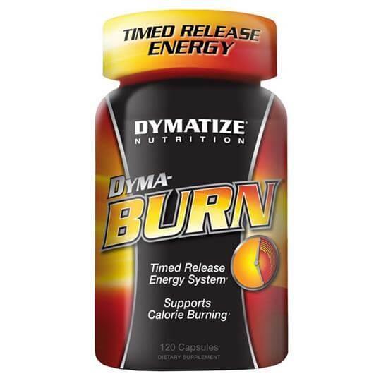Dyma Burn (120caps) - Dymatize