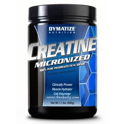 Creatina Micronizada (500g) - Dymatize Nutrition