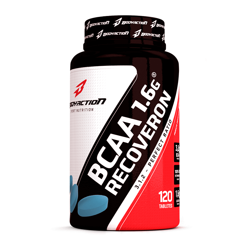 BCAA 1.6g 3:1:2 (120tabs) Body Action