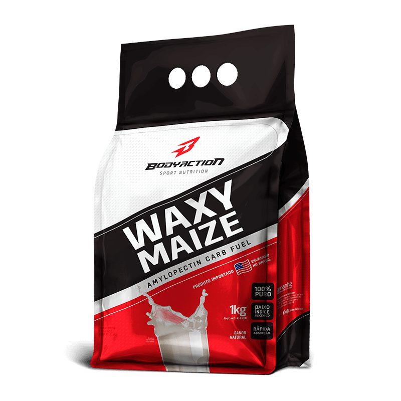 Waxy Maize Pure - Refil (1kg) Body Action