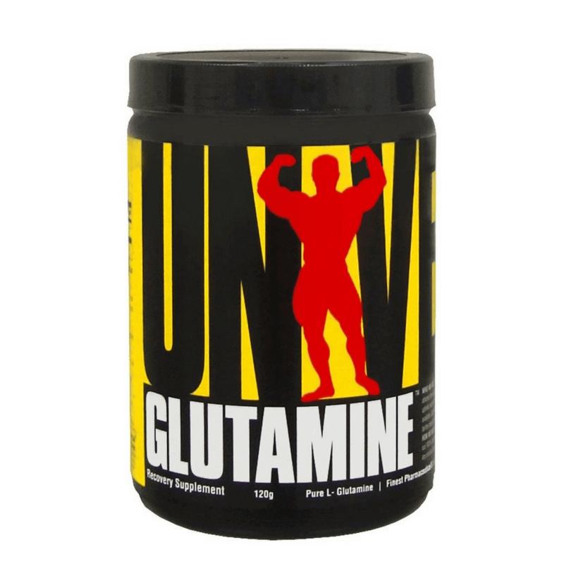 Glutamina (120g) Universal Nutrition