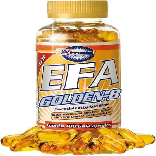EFA Golden-8 (100GelCaps) - Arnold Nutrition