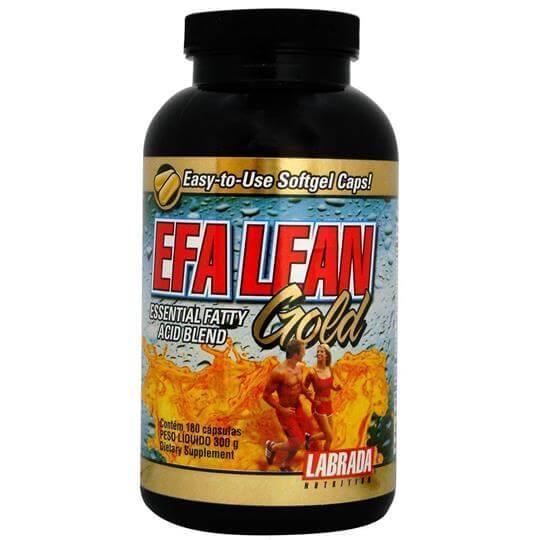 EFA Lean Gold (180softgel) - Labrada Nutrition