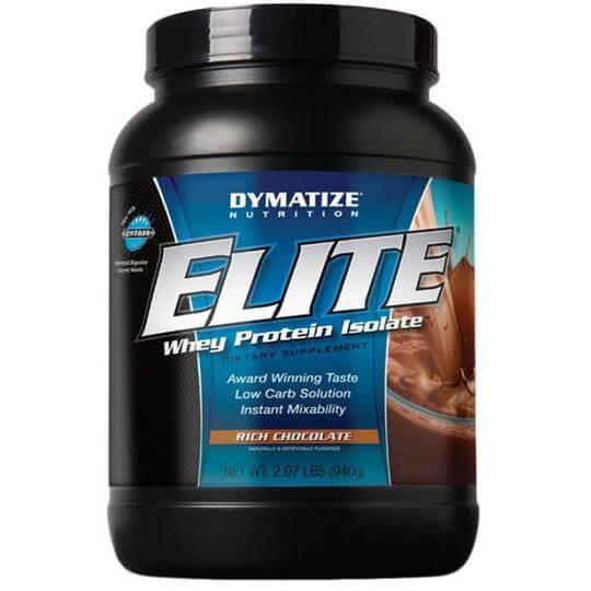 Elite Whey Protein Isolate (930g) - Dymatize Nutrition