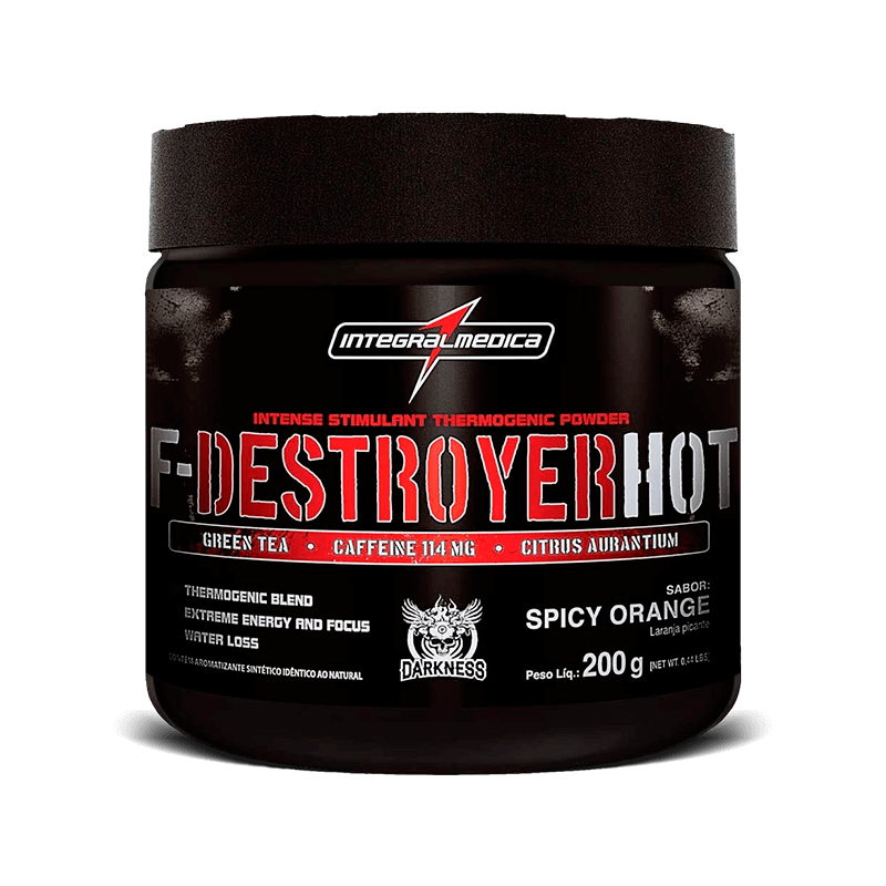 F-Destroyer Hot (200g) IntegralMédica