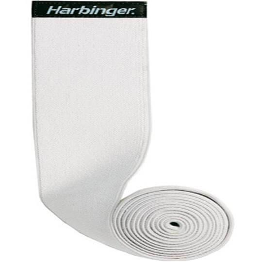 Faixa de Joelho Power Branca (180cm) (PAR) - Harbinger