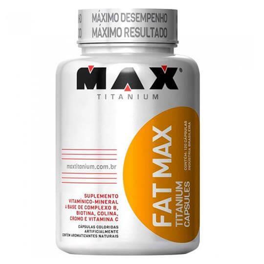 Fat Max (120caps) - Max Titanium