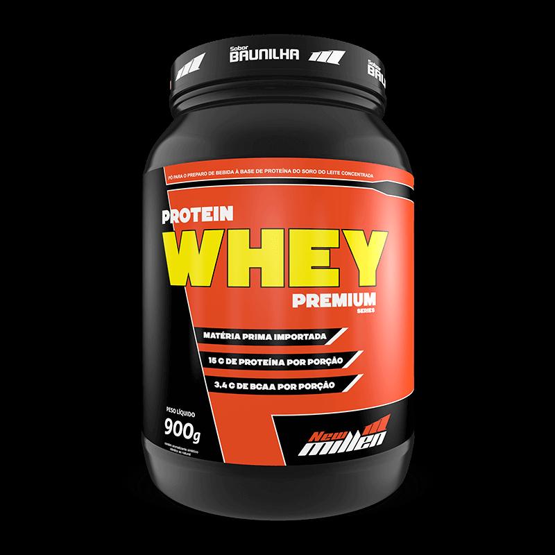 Protein Whey (900g) New Millen
