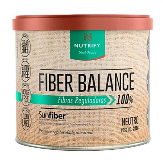 Fiber Balance (200g) - Nutrify Real Foods | LIQUIDAÇÃO