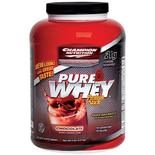 Pure Whey Protein (2270g) - Champion Nutrition