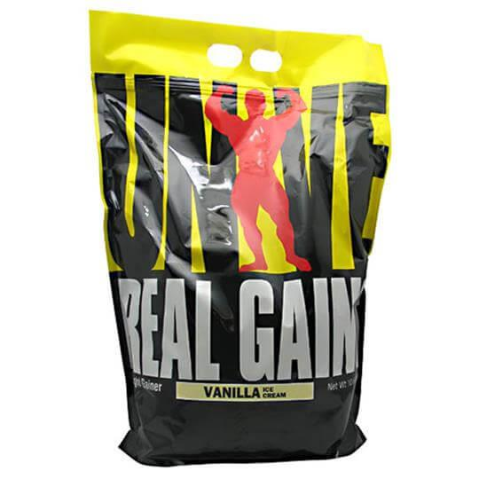 Real Gains (3,2Kg) - Universal Nutrition
