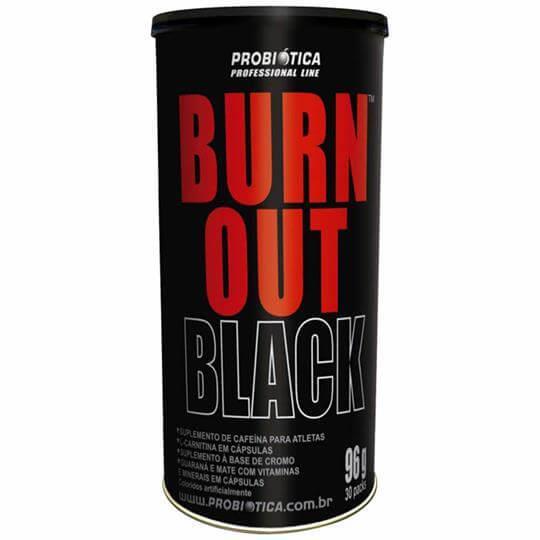 Burn Out Black (30packs) - Probiótica (10% OFF)