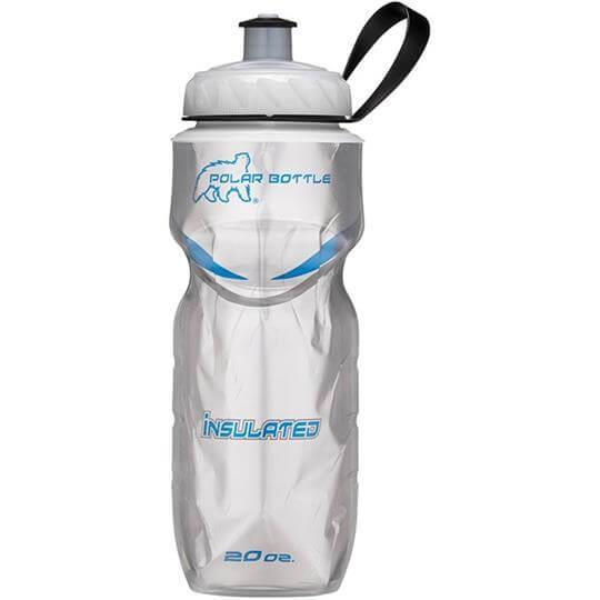 Garrafa Térmica Platinum (590ml) - Polar Bottle