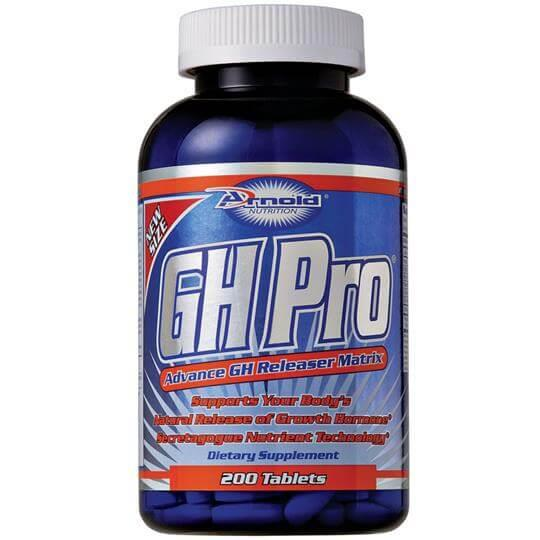 GH Pro (200 tabs) - Arnold Nutrition