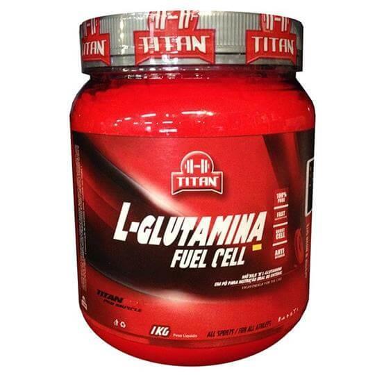 INATIVO - Glutamina (1Kg) - Titan
