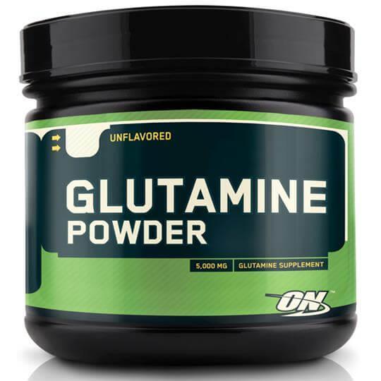 Glutamine Powder (600g) - Optimum Nutrition