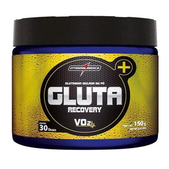 Glutamina Recovery VO2 (150g) - Integralmédica